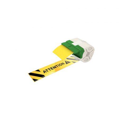 drukarka etykiet samoprzylepnych 5 alibiuro.pl Kaseta z plastikową taśmą do drukowania etykiet 88mm Leitz Icon żółty 52