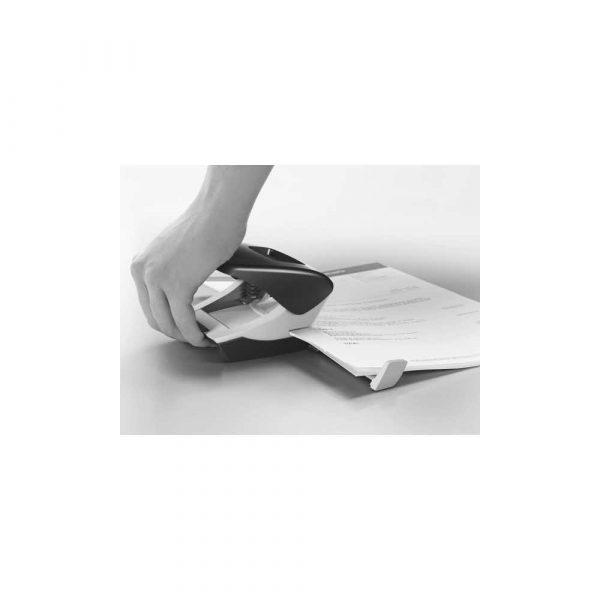 dziurkacze na biurko 5 alibiuro.pl Dziurkacz duży metalowy Leitz NeXXt Style arktyczna biel 16