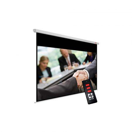 ekran elektryczny 6 alibiuro.pl Avtek Business Electric 300P 76
