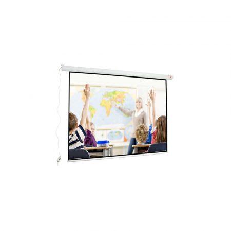 ekran elektryczny 6 alibiuro.pl Avtek Wall Electric 180 70