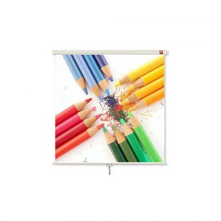 ekran sterowany elektrycznie 6 alibiuro.pl Avtek Wall Standard 200 15