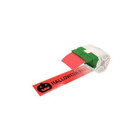 etykiety do drukarek etykiet 5 alibiuro.pl Kaseta z plastikową taśmą do drukowania etykiet 88mm Leitz Icon czerwony 34