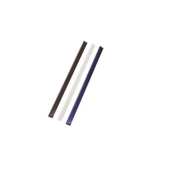 grzbiety plastikowe 5 alibiuro.pl Grzbiety wsuwane Leitz A4 9 mm niebieski 96