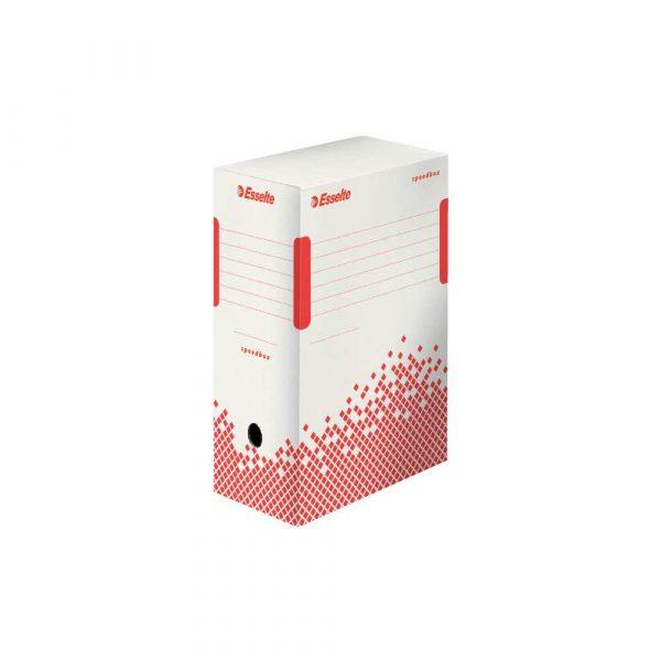 karton 5 alibiuro.pl Pudło Esselte Speedbox 150 mm biały 66