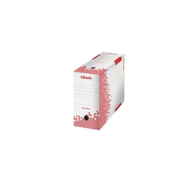 karton archiwizacyjny 5 alibiuro.pl Pudło Esselte Speedbox 150 mm biały 20