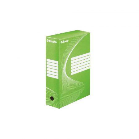 karton archiwizacyjny 5 alibiuro.pl Pudło archiwizacyjne Esselte Standard 100 mm zielony 49