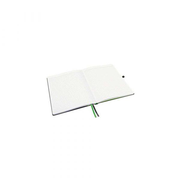 kołonotatnik 5 alibiuro.pl Notatnik Leitz Complete w formacie iPada w kratkę z twardą okładką czarny 12