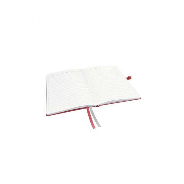 kołonotatniki 5 alibiuro.pl Notatnik Leitz Complete A5 w linie z twardą okładką czerwony 6