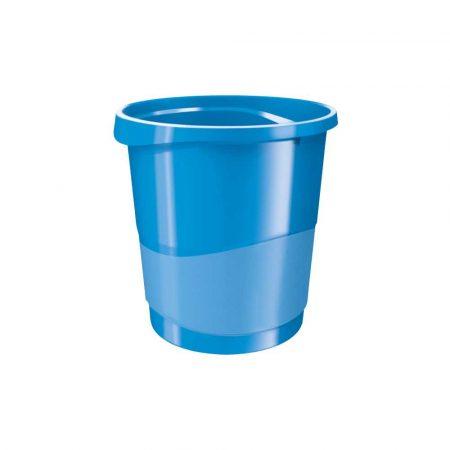 kosz na śmieci ażurowy 5 alibiuro.pl Kosz na śmieci Esselte VIVIDA vivida niebieski 82