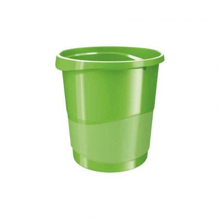 kosz na śmieci metalowy 5 alibiuro.pl Kosz na śmieci Esselte VIVIDA vivida zielony 32