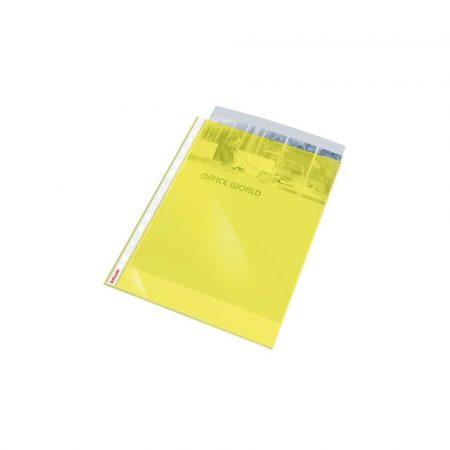koszulki krystaliczne 5 alibiuro.pl Koszulki Esselte krystaliczne żółty 60