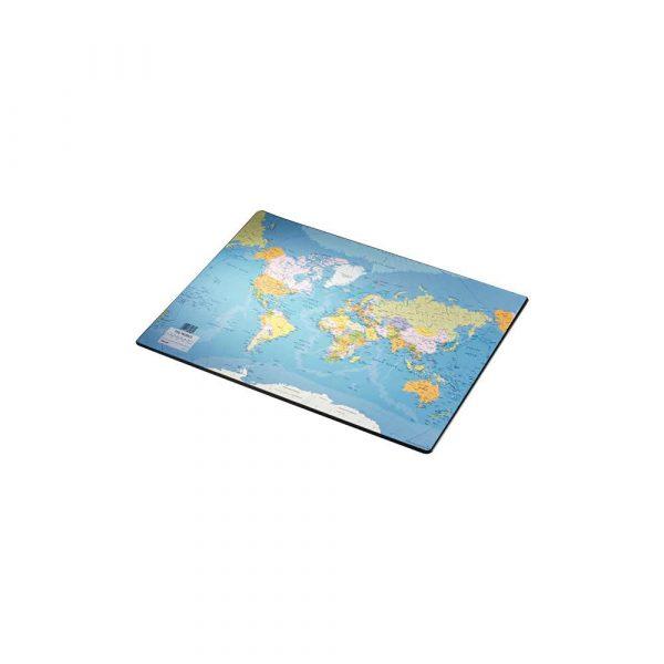 maty pod krzesła 5 alibiuro.pl Mata z mapą świata Esselte Europost 86