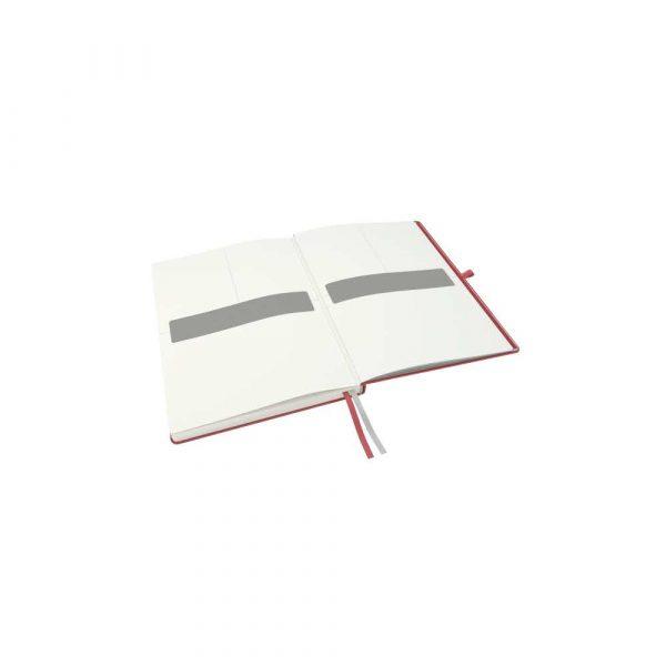 notatnik 5 alibiuro.pl Notatnik Leitz Complete A4 w linie z twardą okładką czerwony 4