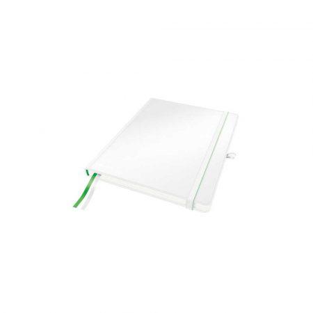 notatnik 5 alibiuro.pl Notatnik Leitz Complete w formacie iPada w kratkę z twardą okładką biały 53