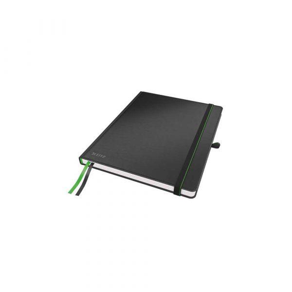 notatnik 5 alibiuro.pl Notatnik Leitz Complete w formacie iPada w kratkę z twardą okładką czarny 92