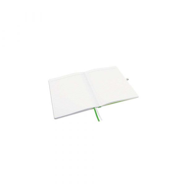notatnik 5 alibiuro.pl Notatnik Leitz Complete w formacie iPada w linie z twardą okładką biały 24