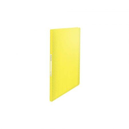 organizacja dokumentów 5 alibiuro.pl Album ofertowy Esselte Colour Inch Ice z 60 koszulkami żółty 79