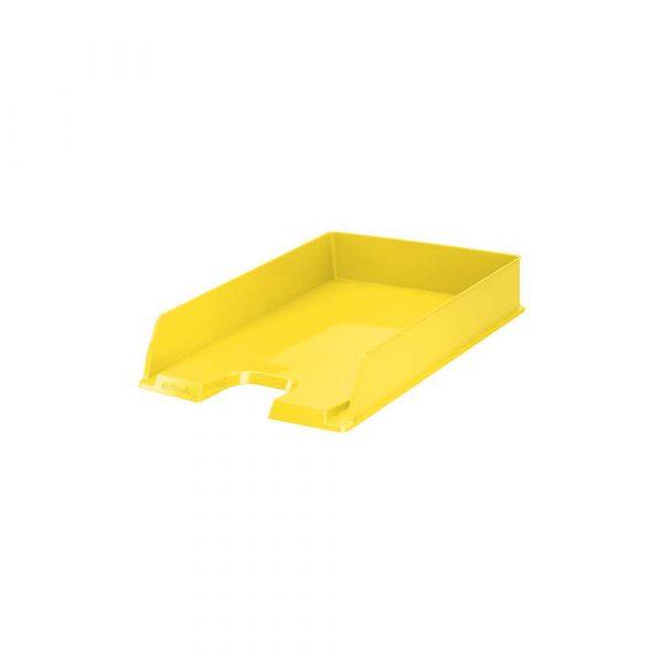 organizacja dokumentów 5 alibiuro.pl Półka na dokumenty Esselte Europost VIVIDA standard vivida żółty 34