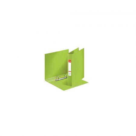 organizacja dokumentów 5 alibiuro.pl Segregator ringowy Esselte VIVIDA A5 vivida zielony 40