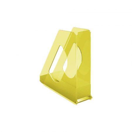 organizer na biurko 5 alibiuro.pl Pojemnik na dokumenty Esselte Colour Inch Ice żółty 14