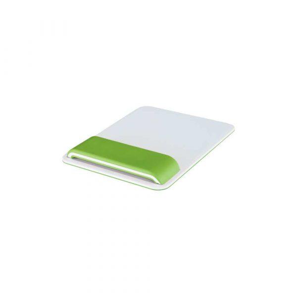 podkładki ergonomiczne 5 alibiuro.pl Podkładka pod mysz z regulowaną podpórką pod nadgarstek Leitz Ergo WOW zielony 56