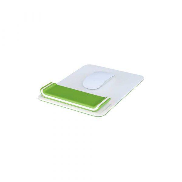 podkładki pod mysz 5 alibiuro.pl Podkładka pod mysz z regulowaną podpórką pod nadgarstek Leitz Ergo WOW zielony 2