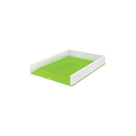 półka na dokumenty 5 alibiuro.pl Półka na dokumenty Leitz WOW dwukolorowa zielony 71