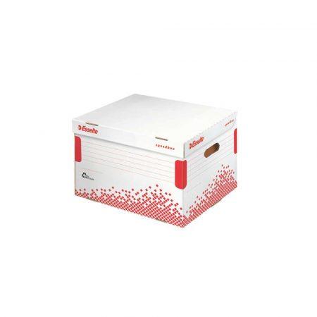 segregator poziomy 5 alibiuro.pl Kontener Esselte Speedbox na segregatory biały 41