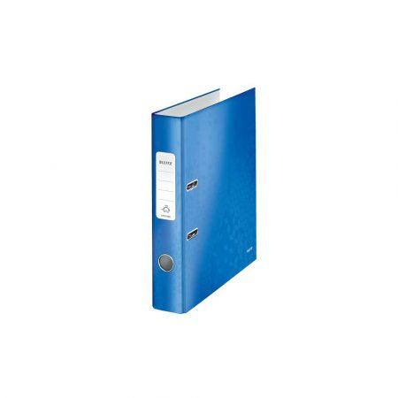 segregator poziomy 5 alibiuro.pl Segregator Leitz 180 WOW laminowany niebieski 39