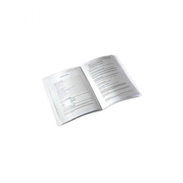 sprzęt biurowy 5 alibiuro.pl Album ofertowy Leitz WOW turkusowy 64