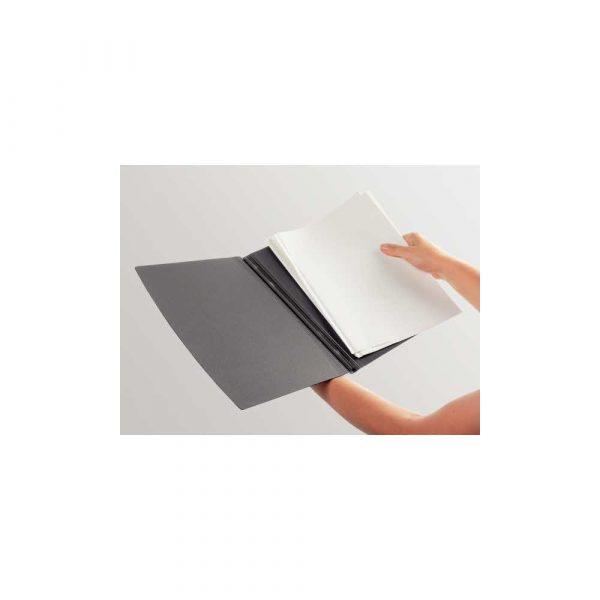 sprzęt biurowy 5 alibiuro.pl De binder do bindownicy impressBIND 280 srebrny 49