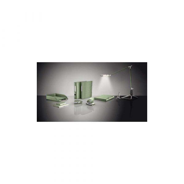 sprzęt biurowy 5 alibiuro.pl Dziurkacz duży metalowy Leitz NeXXt Style pistacjowa zieleń 24