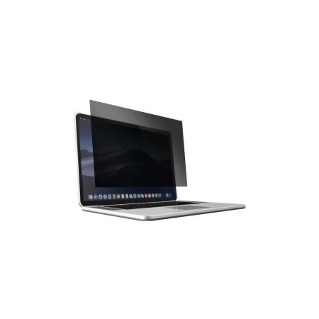 sprzęt biurowy 5 alibiuro.pl Filtr prywatyzujący Kensington do laptopa MacBook Pro 15 Retina model 2016 zaciemniający z 2 boków zakładany czarny 89