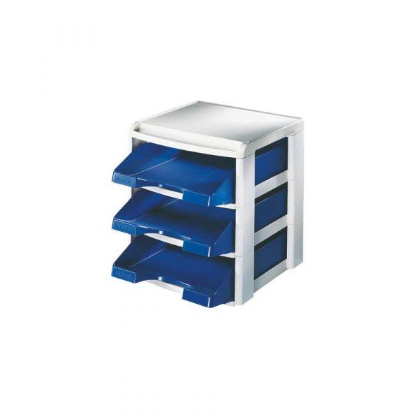 sprzęt biurowy 5 alibiuro.pl Moduł na półki Leitz Plus niebieski 47