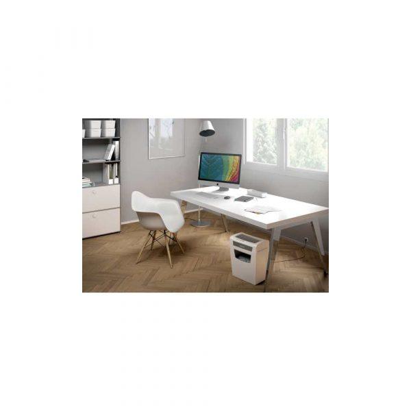 sprzęt biurowy 5 alibiuro.pl Niszczarka Leitz IQ Home Office P4 biały 84