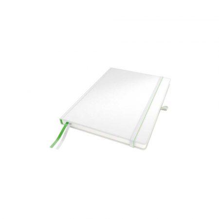 sprzęt biurowy 5 alibiuro.pl Notatnik Leitz Complete A4 w kratkę z twardą okładką biały 73