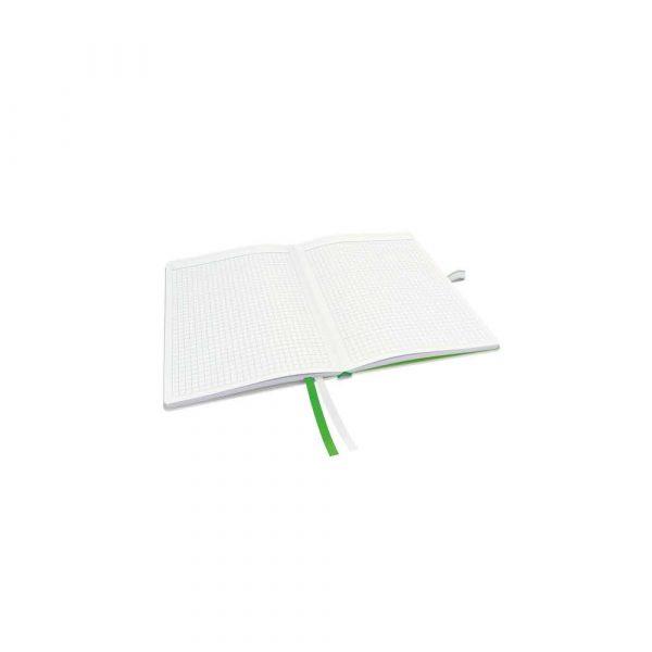 sprzęt biurowy 5 alibiuro.pl Notatnik Leitz Complete A5 w kratkę z twardą okładką biały 10