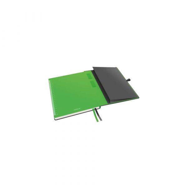 sprzęt biurowy 5 alibiuro.pl Notatnik Leitz Complete w formacie iPada w linie z twardą okładką czarny 94