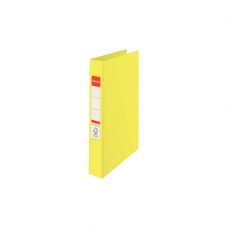 sprzęt biurowy 5 alibiuro.pl Segregator ringowy Esselte Colour Inch Ice żółty 6