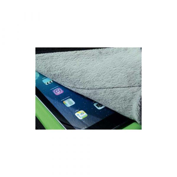 sprzęt biurowy 5 alibiuro.pl Torba Leitz Complete Shopper na laptopa 13.3 srebrny 13