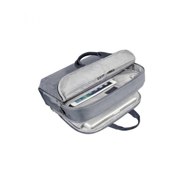 sprzęt biurowy 5 alibiuro.pl Torba Smart Leitz Complete na laptopa 15.6 srebrny 39