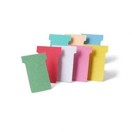 sprzęt biurowy 6 alibiuro.pl Karteczki T Card rozmiar 2 60 mm pom. 100szt. 80