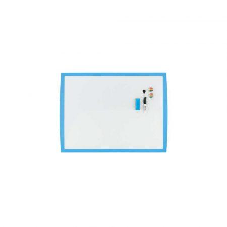 tablica obrotowo jedzna 5 alibiuro.pl Tablica suchościeralna Rexel Joy z niebieską ramą 430 x 585 mm niebieski 26
