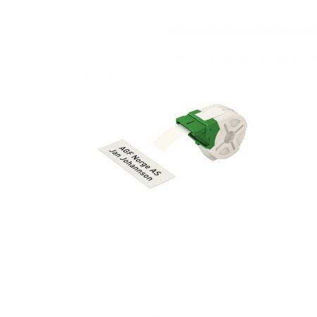 taśmy do drukarek etykiet 5 alibiuro.pl Kaseta z kartonową taśmą do drukowania etykiet 32mm Leitz Icon biały 60