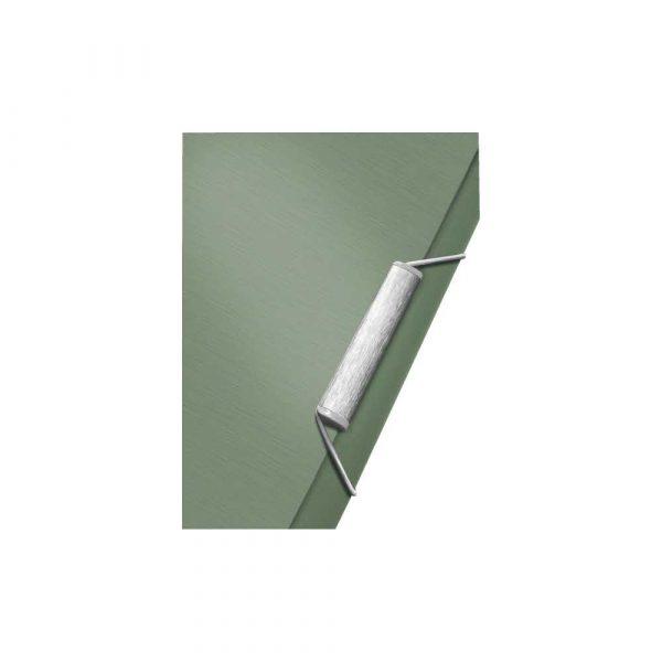 teczka na rysunki 5 alibiuro.pl Teczka z gumką Leitz Style 15 mm pistacjowa zieleń 5