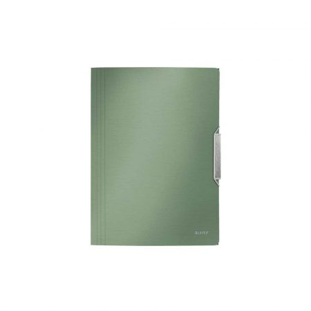 teczka z przegródkami 5 alibiuro.pl Teczka z gumką Leitz Style 15 mm pistacjowa zieleń 51