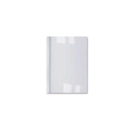 termookładki 5 alibiuro.pl Okładki do bindowania termicznego GBC LeatherGrain biały 30