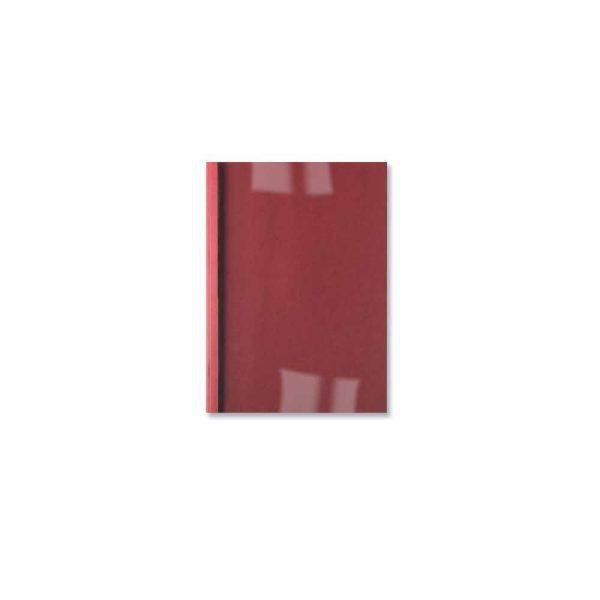 termookładki 5 alibiuro.pl Okładki do bindowania termicznego GBC LeatherGrain czerwony 11