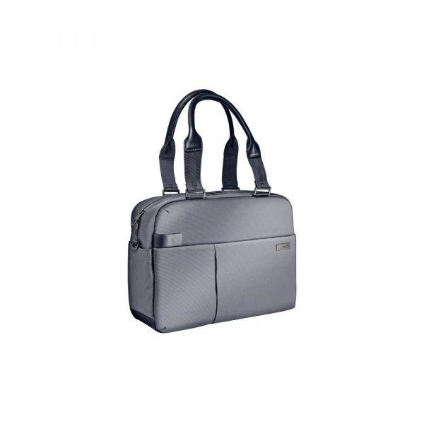 torba na komputera 5 alibiuro.pl Torba Leitz Complete Shopper na laptopa 13.3 srebrny 55