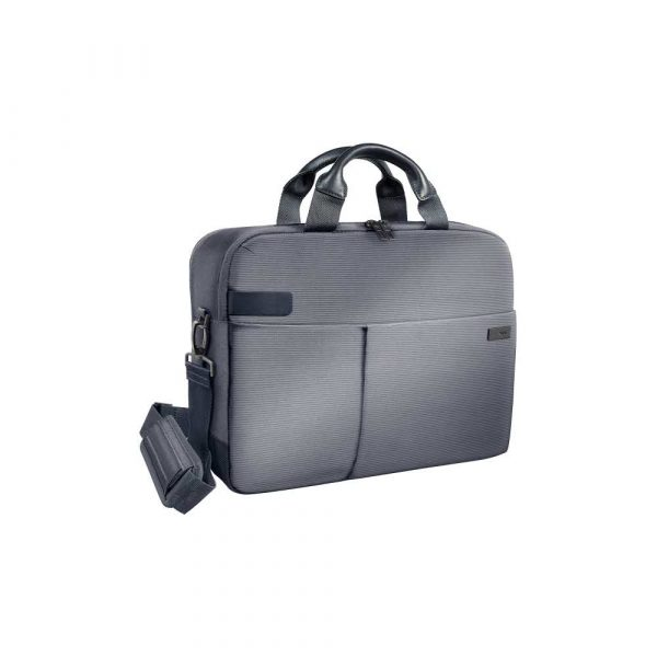 torby komputerowe 5 alibiuro.pl Torba Smart Leitz Complete na laptopa 15.6 srebrny 52